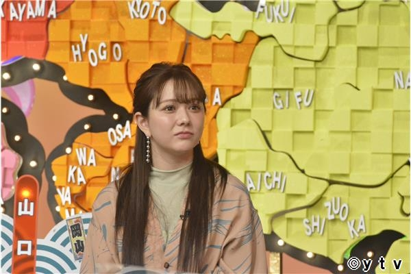 HKT48 村重杏奈が「秘密のケンミンSHOW極」にゲスト出演!