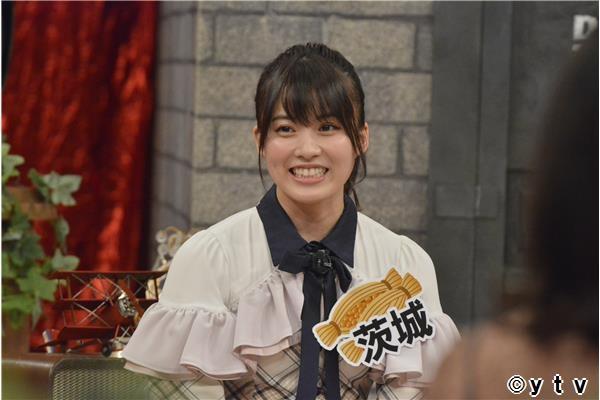 AKB48 チーム8 岡部麟が「ダウンタウンDX」にゲスト出演!