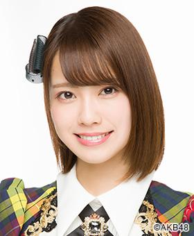 AKB48 小田えりな、24歳の誕生日!