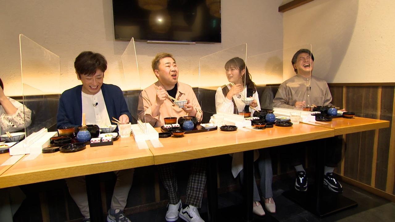 NMB48 渋谷凪咲が「フットマップ」にゲスト出演!名古屋を堪能!【関西テレビ】