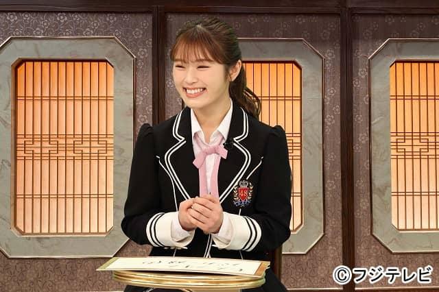 NMB48 渋谷凪咲が「林修のニッポンドリル 2時間SP」に出演!モスバーガー・ロッテリア・サーティワン売上番付SP