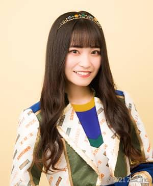 SKE48 入内嶋涼、22歳の誕生日