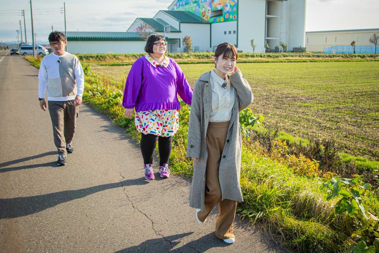 AKB48 横山由依が「歩いて稼ごう!1歩1円」に出演!歩いた分だけお金がもらえる1歩1円グルメ旅!