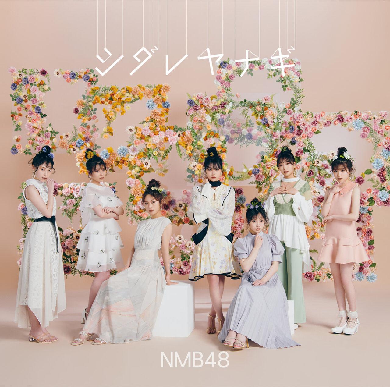 NMB48 25thシングル「シダレヤナギ」