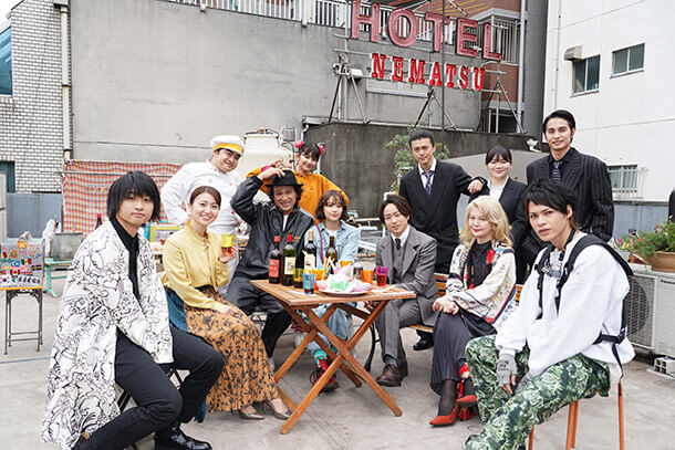 大島優子出演、日曜ドラマ「ネメシス」最終話:愛してくれてありがとう