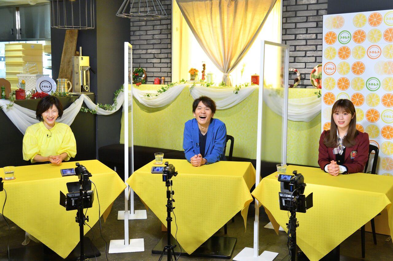 NMB48 渋谷凪咲が「水野真紀の魔法のレストラン」にゲスト出演!【MBS】