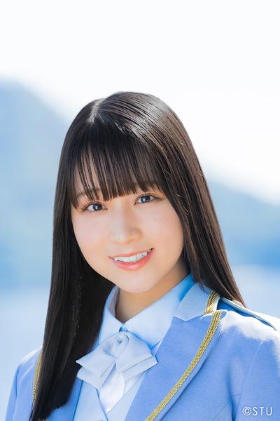STU48 原田清花、20歳の誕生日