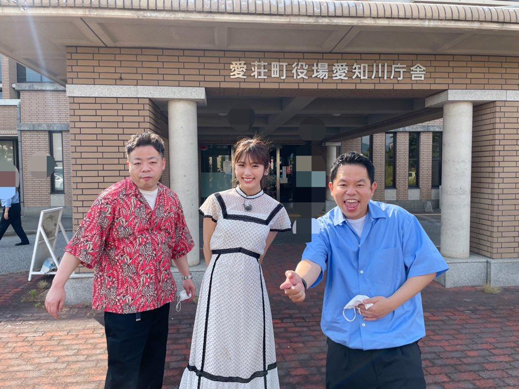 NMB48 渋谷凪咲が「アンタの地元でバズ旅!」に出演!アンタッチャブルが何もない超田舎でやりたい放題!