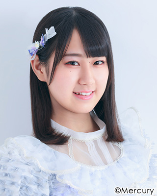 HKT48 川平聖、17歳の誕生日