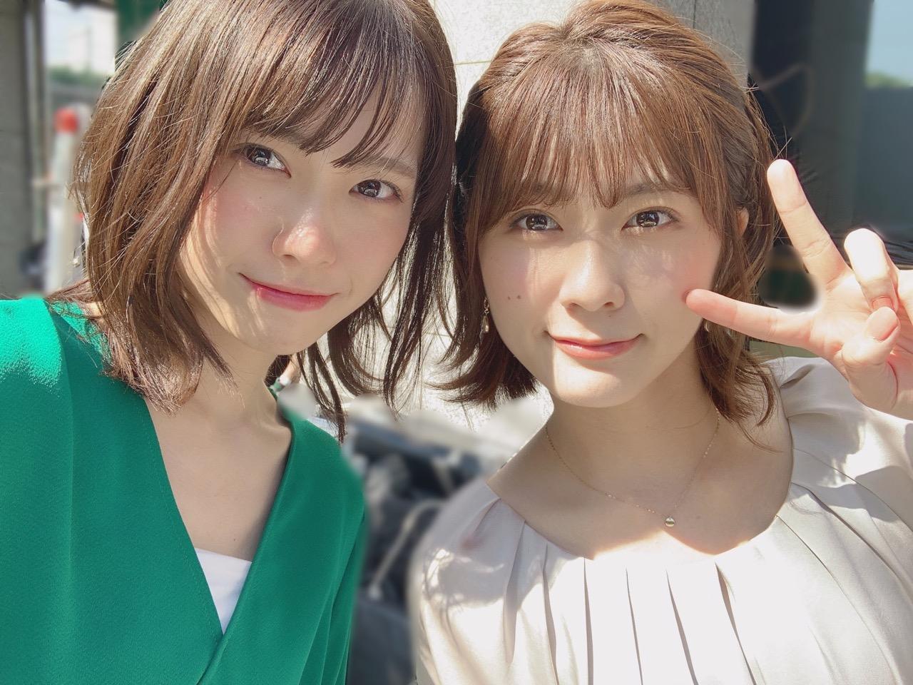 AKB48 チーム8 清水麻璃亜&小田えりながSPドラマ「嘘から始まる恋」に出演!