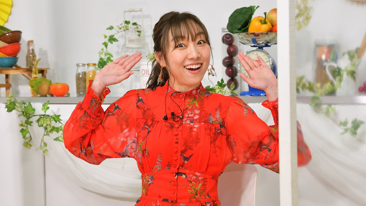 SKE48 須田亜香里が「水野真紀の魔法のレストラン」にゲスト出演!【MBS】