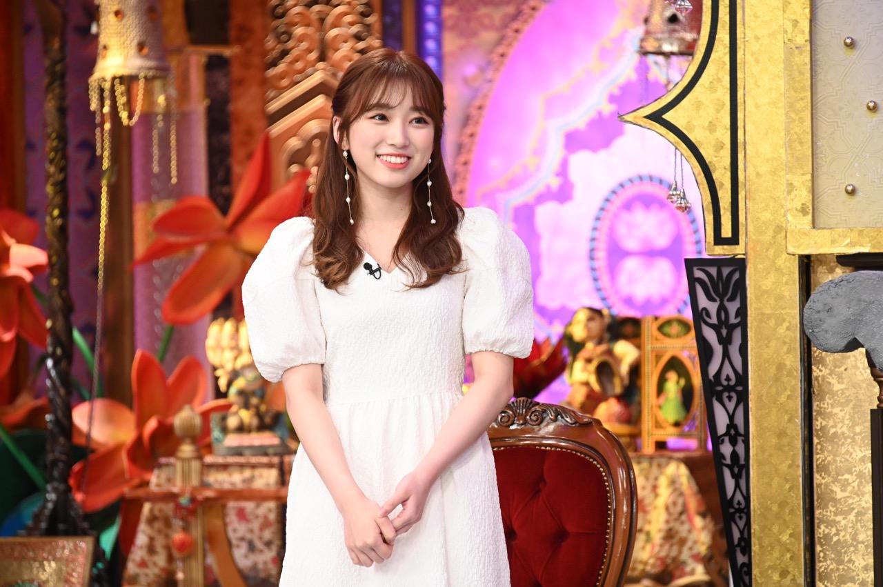 HKT48 矢吹奈子が「今夜くらべてみました 2時間SP」にゲスト出演!【2021.7.7 19:56〜 日テレ】