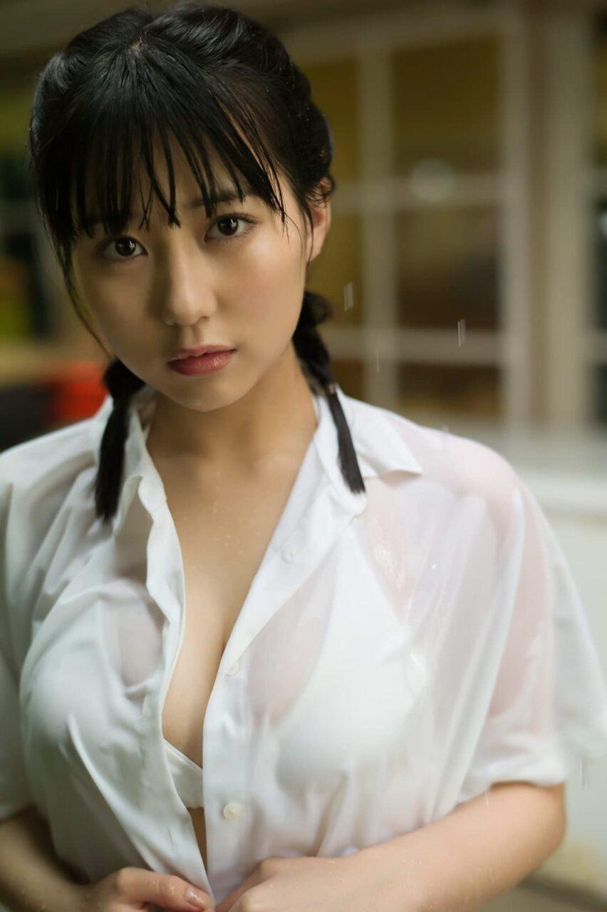 HKT48 田中美久 1st写真集「タイトル未定」