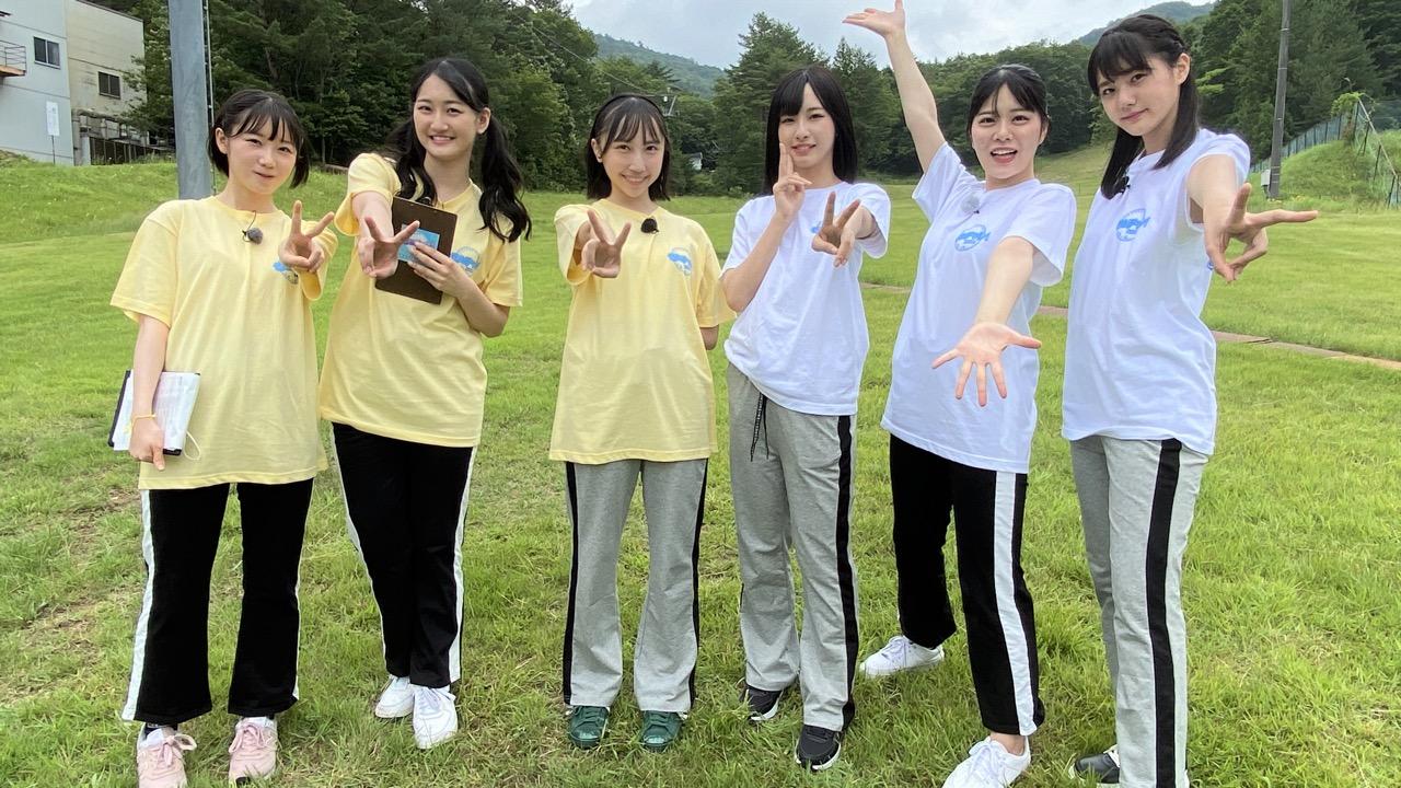 「せとチャレ!STU48」#162:夏休み特別企画『モルックにチャレンジ』【2021.7.29 24:15〜 広島ホームテレビ】