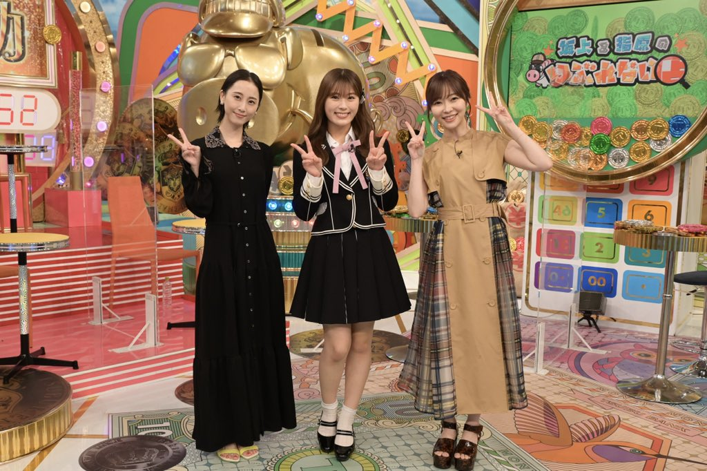 NMB48 渋谷凪咲、松井玲奈が「坂上&指原のつぶれない店」にゲスト出演!【2021.8.15 19:00〜 TBS】