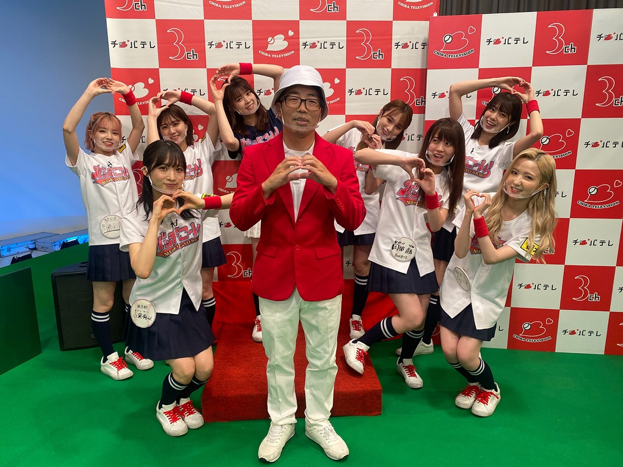 「AKB48チーム8のKANTO白書 バッチこーい!」#92:バッチバチ!拓ちゃんのデュエットメンバー決定戦!【2021.8.1 23:30〜 千葉テレビ】