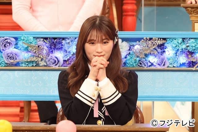 NMB48 渋谷凪咲が「今夜はナゾトレ 2時間SP」に出演!【2021.8.24 19:00〜 フジテレビ】