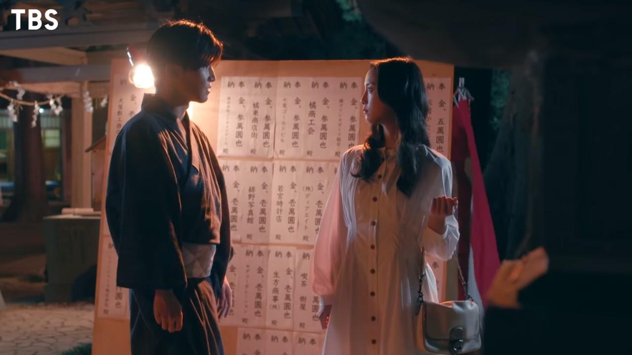 松井玲奈出演、火曜ドラマ「プロミス・シンデレラ」第8話【2021.8.31 22:00〜 TBS】