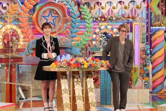 NMB48 渋谷凪咲、島崎遥香、峯岸みなみが「ロンドンハーツ」に出演!格付けし合う女たち!【2021.8.31 23:20〜 テレビ朝日】