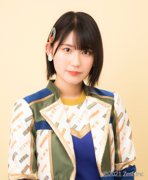 SKE48 青木莉樺、22歳の誕生日