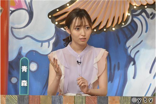 山口真帆が「秘密のケンミンSHOW極」にゲスト出演!【2021.9.2 21:00〜 日本テレビ】