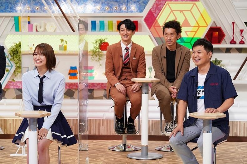 NMB48 小嶋花梨が「今田耕司のネタバレMTG」に出演!【2021.9.4 11:55〜 読売テレビ】