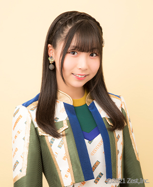 SKE48 平野百菜、15歳の誕生日