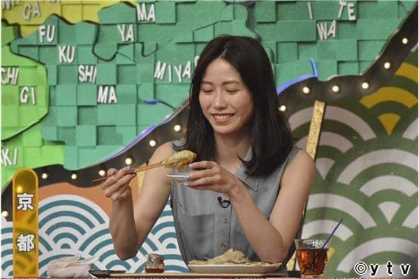 AKB48 横山由依が「秘密のケンミンSHOW極」にゲスト出演!【2021.9.9 21:00〜 日本テレビ】