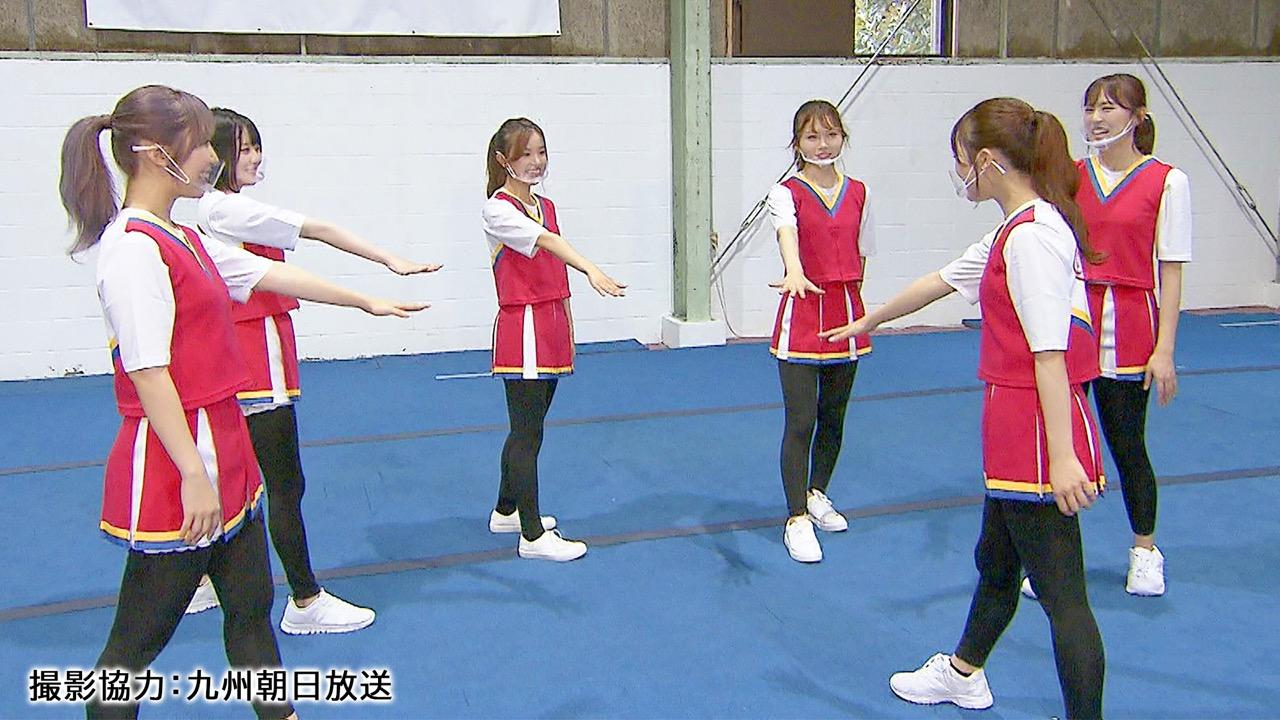 「HKT青春体育部!」#102:チアリーディングでエールを送りたい! 後編【2021.9.12 24:25〜 KBC】