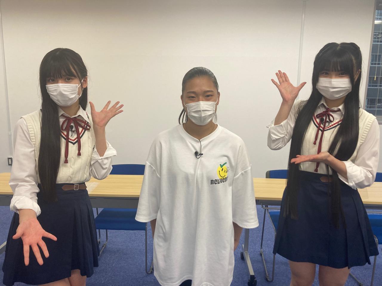 「SKE48とちょっとそこまで」北川愛乃&林美澪が名古屋の学校に通う17歳の女性と出会う②【2021.9.14 21:54〜 東海テレビ】