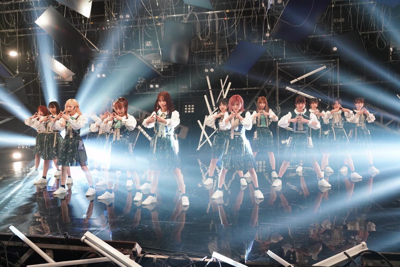 AKB48が「MUSIC BLOOD」にゲスト出演!紅白落選…今だから語れる本音。現役メンバーが選ぶ15年分の究極神シーンも【2021.10.8 23:25〜 日本テレビ】